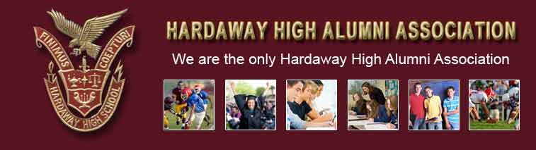 hardaway High Alumni Header